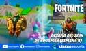 Fortnite: desbloquea el skin de Aquaman (semana 4)