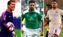 Juan Vargas y Leao Butrón encabezan lista de jugadores peruanos invitados a la despedida de Claudio Pizarro en Bremen