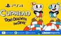 Cuphead ya se encuentra disponible en PlayStation 4