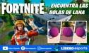 Fortnite: encuentra bolas de lana en Rincón Rencoroso [GUÍA]