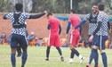 Alianza Lima goleó 4-0 a la San Martín en duelo amistoso disputado en Lurín [FOTOS]