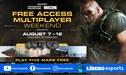 Call of Duty: Modern Warfare: multiplayer gratis todo el fin de semana