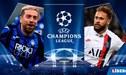 PSG vs Atalanta [Fox Sports EN VIVO] Horarios y canales TV dónde ver cuartos de Champions League