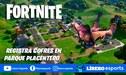 Fortnite: registra cofres en Parque Placentero (semana 9)
