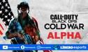Call of Duty: Black Ops Cold War: usuarios de PS4 probarán el Alpha primero