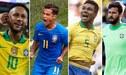 Brasil anuncia lista de convocados para duelo contra Perú por Eliminatorias 2022