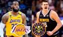 🏀 Lakers - Nuggets en vivo, live stream en directo [103:76] - Juego 1 por NBA Finals 2020