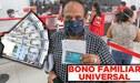 Segundo Bono Familiar Universal: ¿qué es la cuenta DNI, cómo se creará y a quiénes estará dirigida?