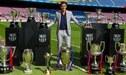 Luis Suárez se fue de Barcelona a solo dos goles de llegar a los 200