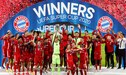 Bayern Múnich quiere emular al Barcelona y conquistar el sextete [FOTO]