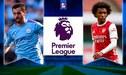 Manchester City vs. Arsenal EN VIVO vía ESPN: partidazo por la fecha 5 de la Premier League