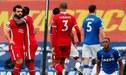 Liverpool mantiene impresionante invicto en el clásico de Merseyside - VIDEO