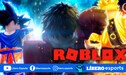 Roblox: promocodes vigentes para Anime Fighting Simulator - octubre 2020