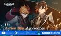 Genshin Impact: versión 1.1 estrena un espectacular tráiler - VIDEO