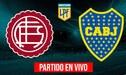 ▷ Ver TNT Sports en vivo, Boca Juniors – Lanús: Carlos Tévez, 0-0 Copa de la Liga Profesional