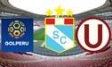 Ver GOLPERU EN VIVO todo sobre el Universitario vs Cristal, programación y detalles de la Liga 1