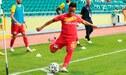 Christian Cueva se pronunció tras ser separado del primer equipo del Malatyaspor-FOTO
