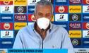 """Wilmar Valencia tras eliminación en la Sudamericana: """"No tuvimos ningún apoyo de la FPF"""""""