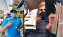 SJL: cambista es estafado por más de 7.000 dólares falsos con depósito virtual