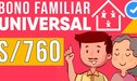 Bono Universal - BFU Fase 3: con tu DNI, consulta si figuras en la lista de beneficiarios