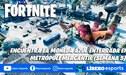 Fortnite: encuentra la moneda azul enterrada en Metrópoli Mercantil o Ciudad Comercio