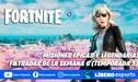 Fortnite: misiones filtradas de la semana 6 (Temporada 5)