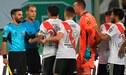 Al detalle: Conmebol liberó los audios de las polémicas entre River y Palmeiras-VIDEO