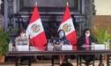 Gobierno de Francisco Sagasti: revisa el resumen de su conferencia de HOY, miércoles 20