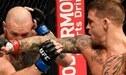 UFC: revive el nocaut de Poirier a McGregor en la estelar del UFC 257 - VIDEO