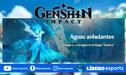 """Genshin Impact: evento """"Aguas Anhelantes"""" llega este viernes"""