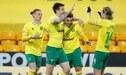 Norwich City regresa a la Premier League un año después de descender