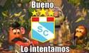 Sporting Cristal vs. Sao Paulo: revisa los mejores memes de la derrota rimense