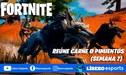 Fortnite: reúne carne o pimientos - Semana 7 - VIDEO