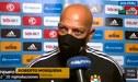 """Roberto Mosquera: """"No hubo diferencia entre el equipo que enfrentó a Alianza y el principal de Cristal"""""""