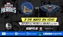 ESPN presenta la primera edición del partido de la NBA con superhéroes de Marvel