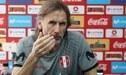 Ricardo Gareca dará a conocer lista de convocados en conferencia de prensa
