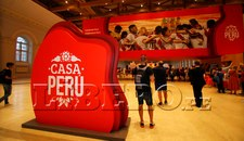 Las mejores postales del la celebración de los hinchas peruanos en Casa Perú en Rusia [FOTOS]
