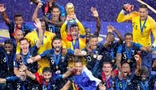 Postales del triunfo de Francia sobre Croacia y las celebraciones por el título del Mundial [FOTOS]