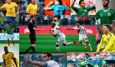 André Carrillo elegido dentro del once ideal latino del Mundial Rusia 2018 [FOTOS]