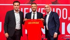 Luis Enrique anunció cambios en su presentación como DT de España