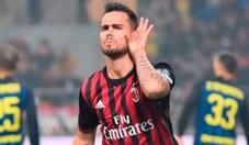 Europa League: la felicidad de Suso tras confirmarse la participación del AC Milan en el torneo