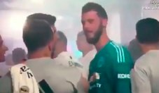 David De Gea fue comparado con Karius por sus amigos del Real Madrid [VIDEO]