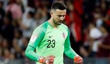 Danijel Subasic se retiró de la selección de Croacia