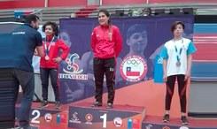 Tokio 2020: Yanet Sovero ganó oro en lucha olímpica en Chile