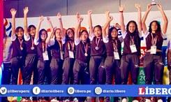 ¡Orgullo nacional! Perú consiguió el segundo lugar en voleibol de los Juegos Sudamericanos Escolares [FOTOS]