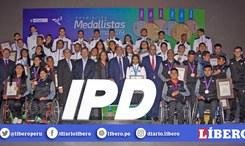Lima 2019: Perú recibe premio de Panam Sports por ser el 'País del año con el mayor avance deportivo' [FOTOS]