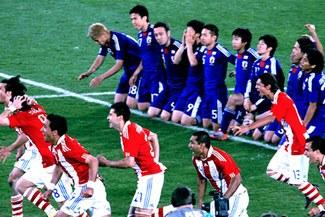 Hizo historia: Paraguay venció por penales a Japón