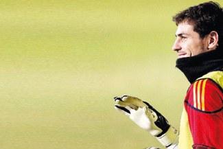 No lo sacan  de sus Casillas
