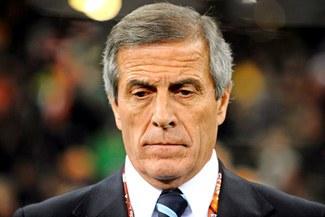 """Tabárez: """"Este partido fue digno de una semifinal del Mundial"""""""