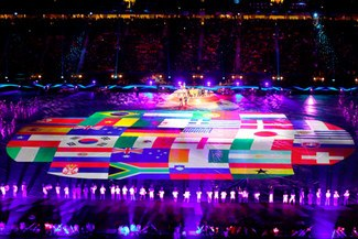 Sudáfrica se va al ritmo del Waka-Waka: Shakira estuvo en la clausura del Mundial
